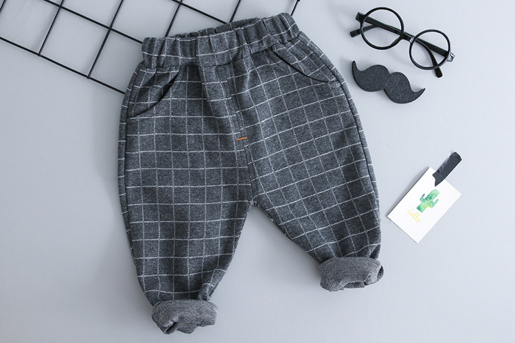 New Spring boy suit with long sleeve shirt and trousers boy suit with two Piecess