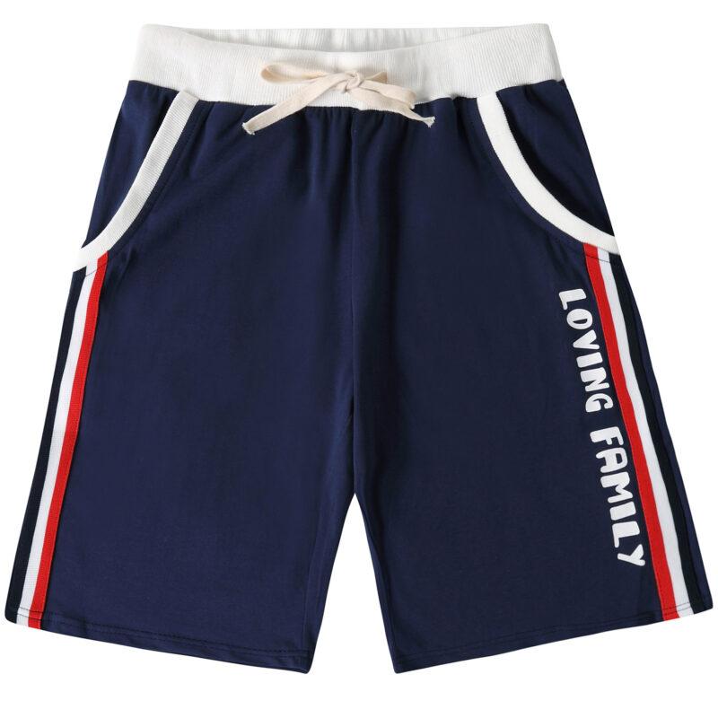 Summer 2020 parent-child t-shirt shorts suit