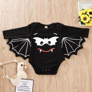 Baby Sleeve Shirt Onesie Bodysuit (Batman)