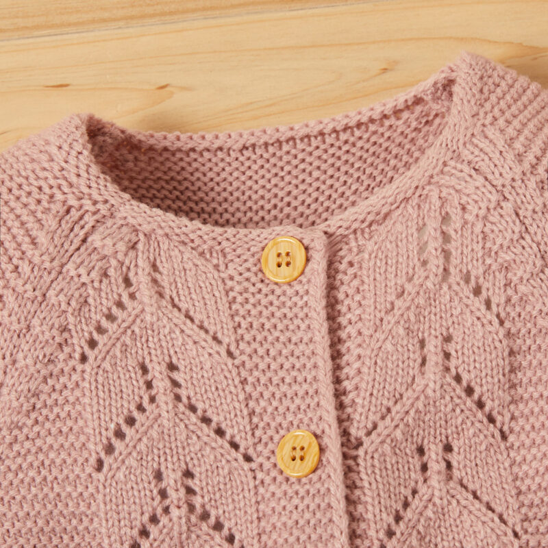 Baby Girl Casual Sweaters