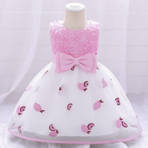 Baby Girl Elegant Formal Dresses