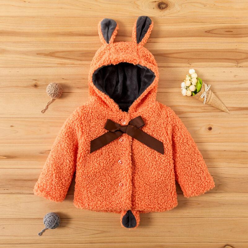 Baby Girl Sweet Coat
