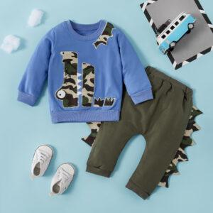 Baby Boy Dinosaur Baby's Sets