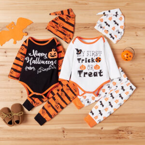 Baby Unisex Halloween Style Sets