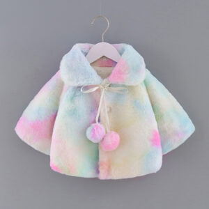 Baby Girl Elegant Coat