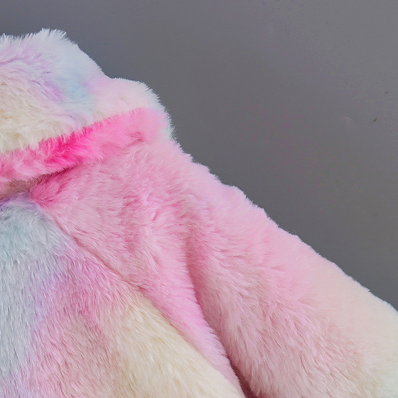 Baby Girl Elegant Coat