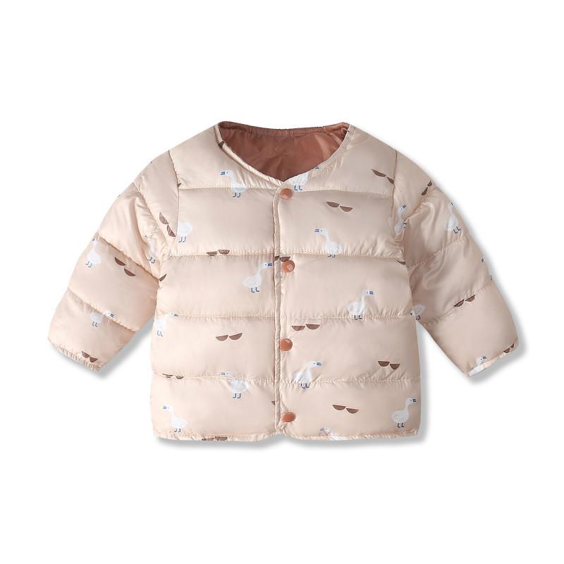 Baby Unisex Sweet Coat