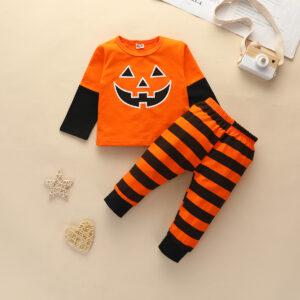 Baby Unisex Halloween Set