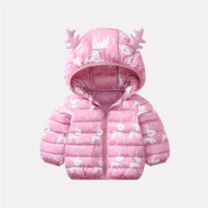 Baby Unisex Elk Coat & Jacket