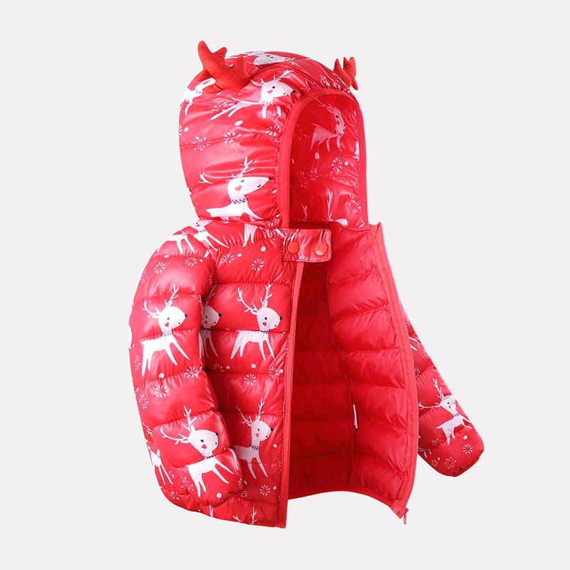 Baby Unisex Elk Coat & Jacket