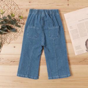 Baby Girl Retro Jeans