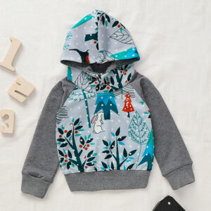 Baby Boy Christmas Tree Pullovers & Hoodies