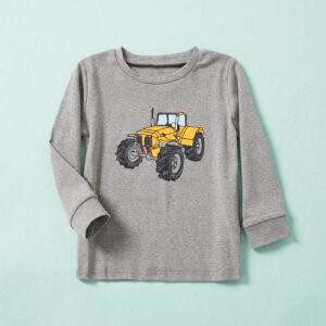 Baby Boy Casual Vehicle Tee