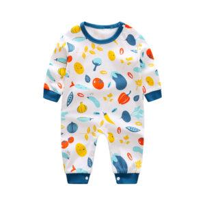 Baby Vegetables Jumpsuit
