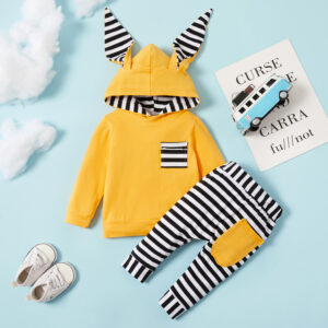 Baby Unisex Casual Stripes Baby's Sets