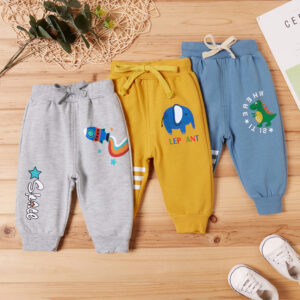 Baby Boy Casual Pants