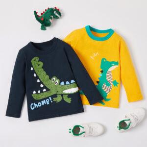 Baby Boy Dinosaur Tee