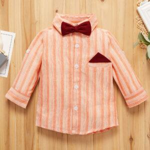 Baby Boy Stripes Shirt