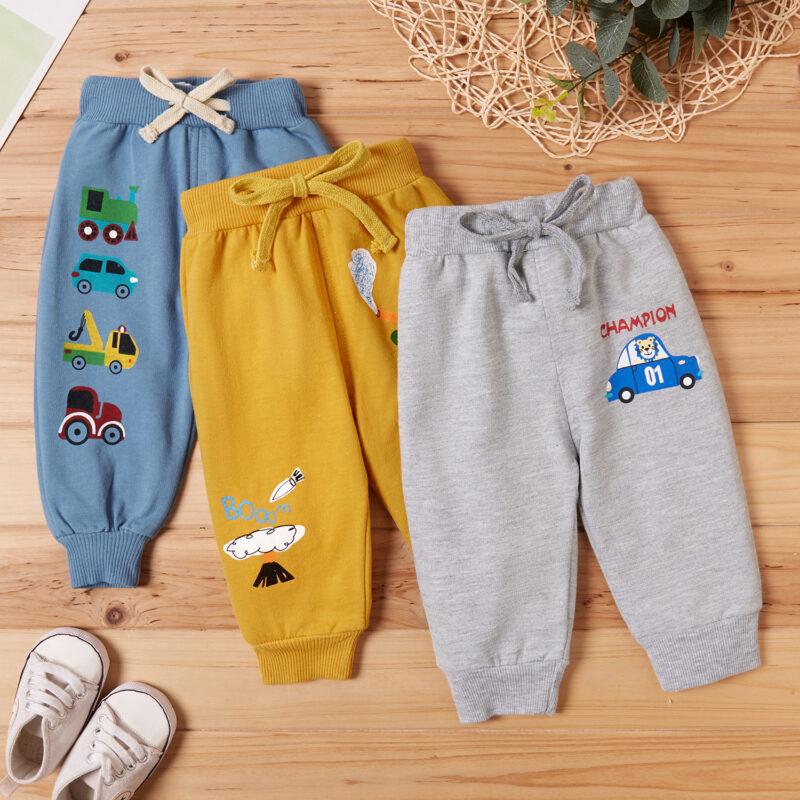 Baby Boy Casual Pants