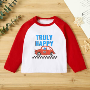 Baby Unisex Casual Vehicle Tee