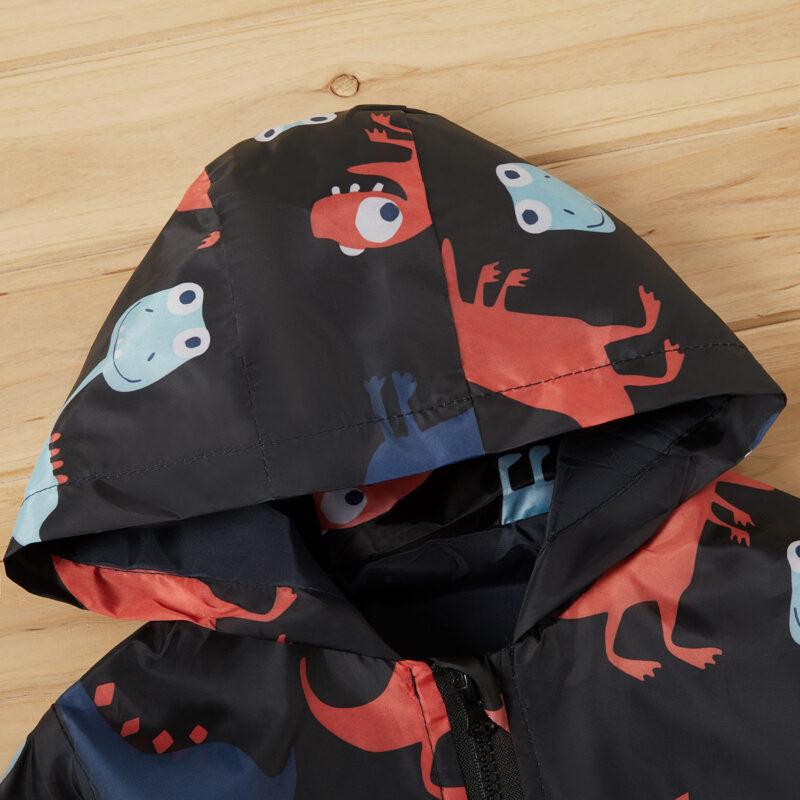 Baby Boy Dinosaur Coat & Jacket