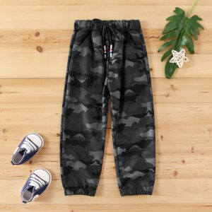Baby / Toddler Boy Stylish Camouflage Pants