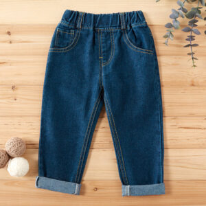Baby / Toddler Casual Solid Jeans