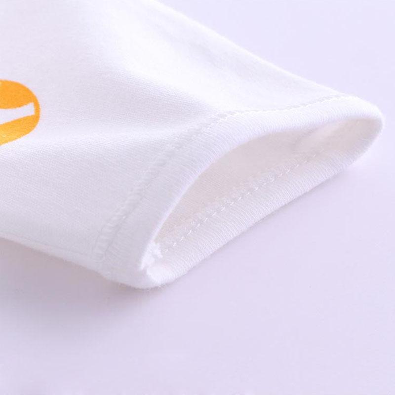 7-piece Mushroom Print Long-sleeve Set
