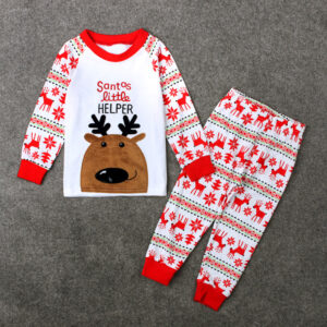 Christmas 2Pcs Outfit Set Baby Girls Boys