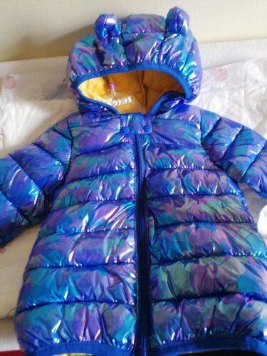 Baby Unisex Sports Coat photo review
