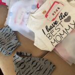 Cute Bear Print Hoodie and Pants Set For Baby photo review