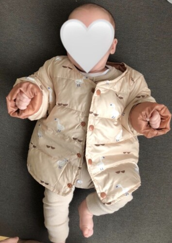 Baby Unisex Sweet Coat photo review