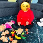 Baby / Toddler Heart Design Pocket Hoodie and Fake Shorts Pants Set photo review