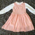 Baby / Toddler Flounce Collar Splice Tutu Dress photo review