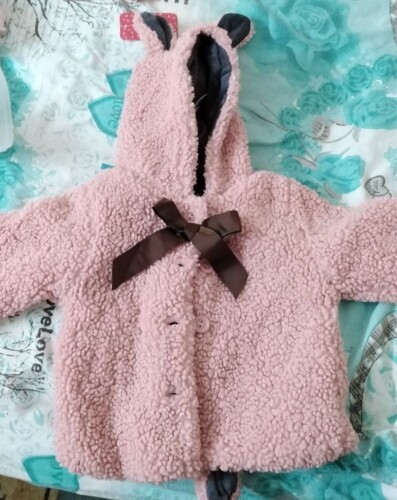 Baby Girl Sweet Coat photo review