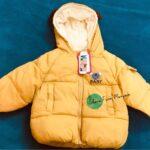 Baby Unisex Coat photo review