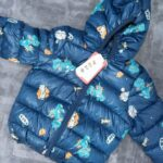 Baby Unisex Dinosaur Coat photo review