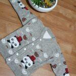 Baby / Toddler Adorable Panda Decor Warm Knitwear photo review