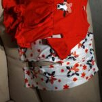 Baby / Toddler Cow Print Bell Sleeves Top and Pants Set photo review