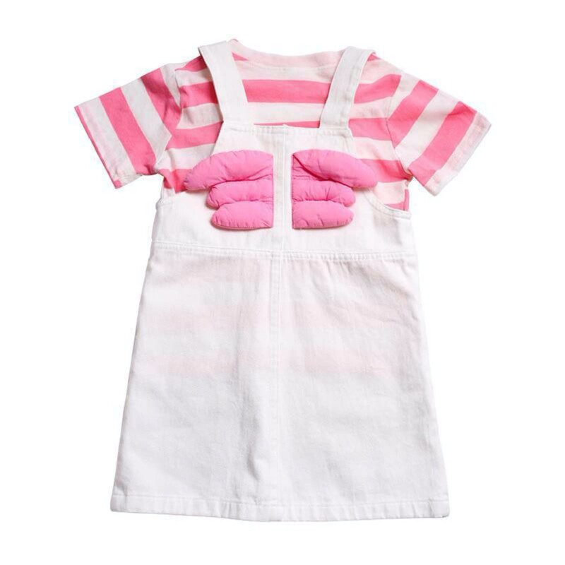 Baby Toddler girl two-piece suit (Bow-Knot style)