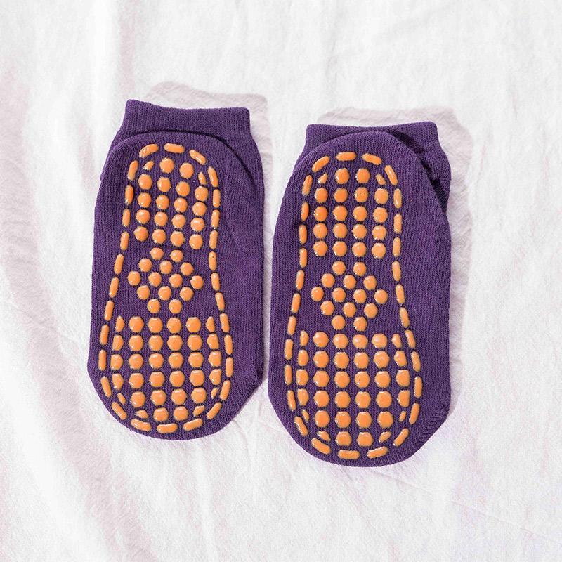 3-piece Children's Socks Antiskid Low Cut Socks