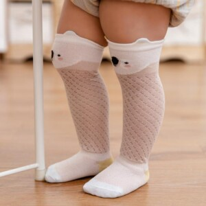 Cartoon Design Knee-High Stockings