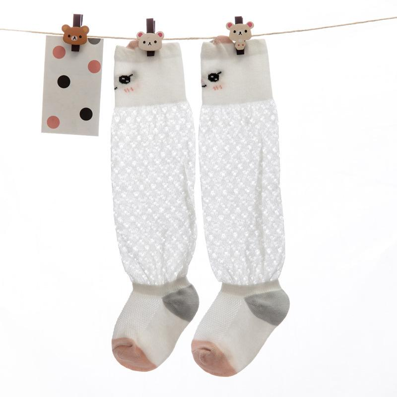 Cartoon Design Knee-High Stockings