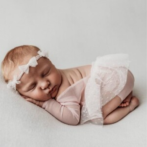 Lace Baby Photographic Clothing