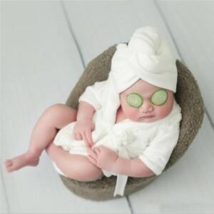 Baby Photographic Clothing