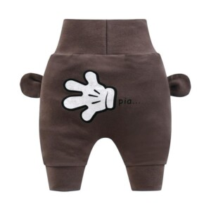 Cartoon Design PP Pants for Baby