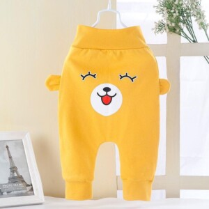 Cartoon Design PP Pants for Baby Boy