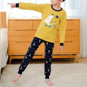2-piece Cartoon Design Intimates Sets for Boy