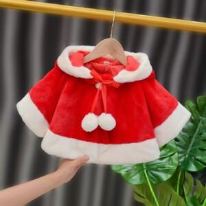 Fleece-lined Coat for Baby