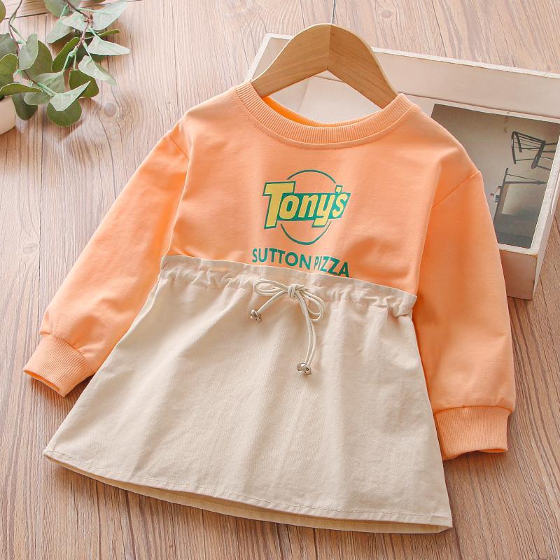 Color-block Dress for Toddler Girl